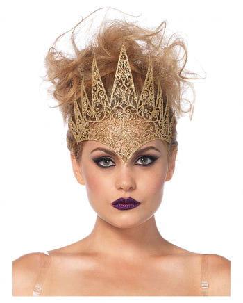 Königinnen Krone Gold