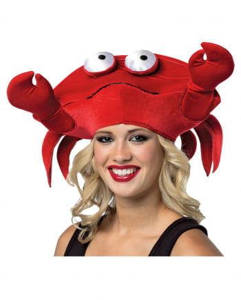 Crab cap red
