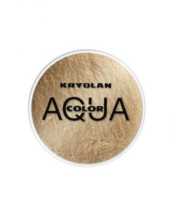 Kryolan Aquacolor metallic gold 15 ml