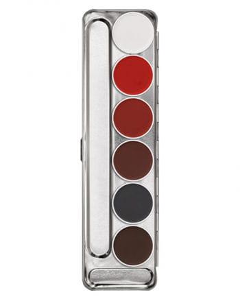Kryolan Aqua Color Make-up Palette
