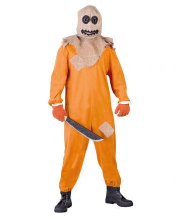 Kürbis-Killer Kostüm