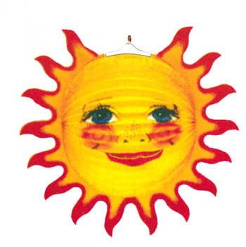 Chinese Lantern Sun