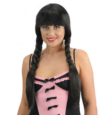 Long Braids Wig Black