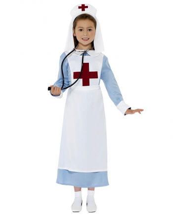Lazarett Krankenschwester Kinderkostüm