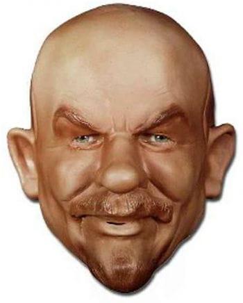 Lenin Maske aus Schaumlatex