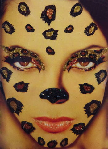 Xotic Eyes Leoparden Make Up Set