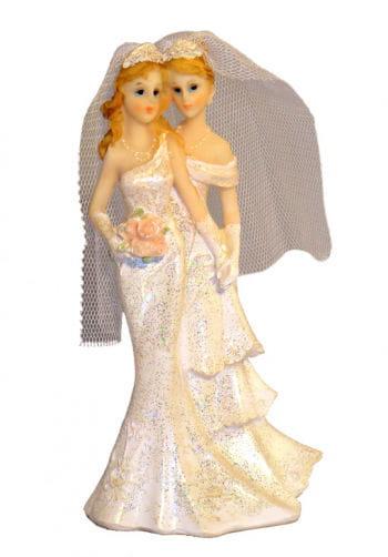 Lesbian Wedding Couple 16,5 cm