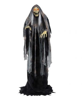 Sprechender Skelett-Reaper mit Bewegung