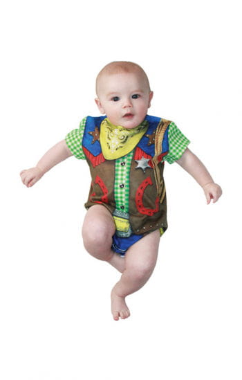 Little Sheriff Baby Body