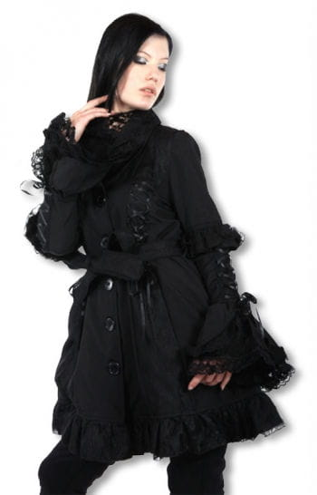 Zauberhafter Lolita Mantel Small