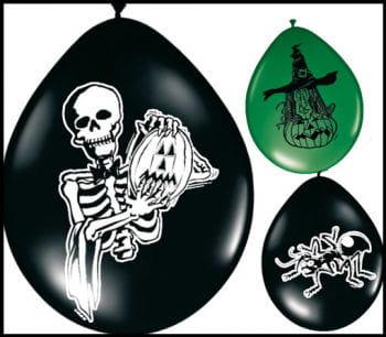 Halloween Balloons Assorted