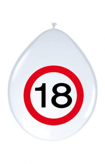 Air Balloon Road Sign 18