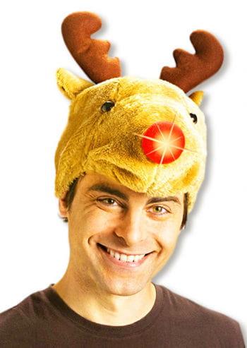 Funny Reindeer Cap