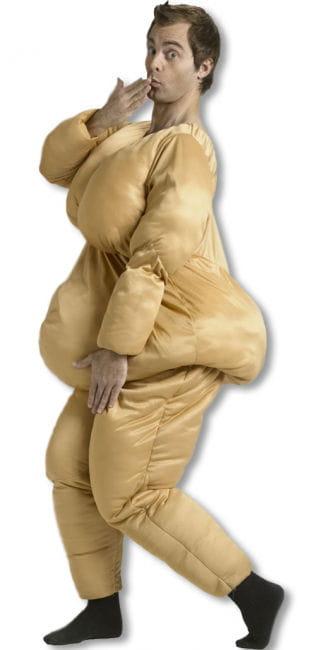 Mega fatsuit Men Costume
