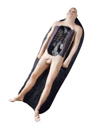 Männliche Leiche John Doe 156 cm