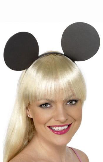 Comic mouse ears