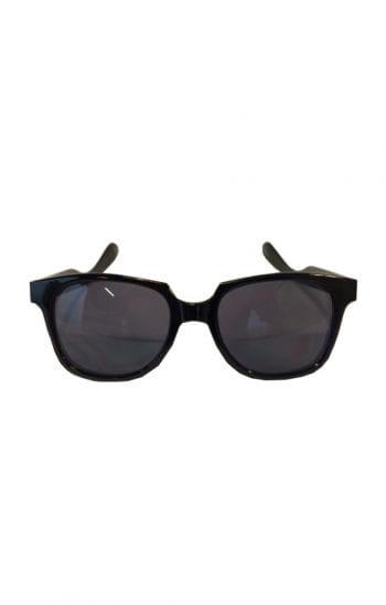 Verrückte Hipster Sonnenbrille