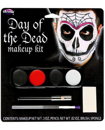 Makeup Kit Day Of The Dead Men