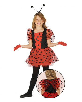 Ladybug Fairy Children Costume
