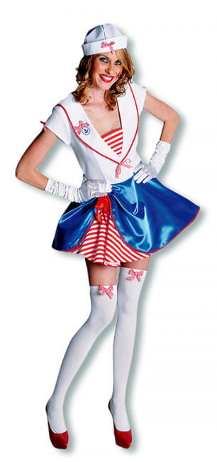 Sailor Girl Premium Costume
