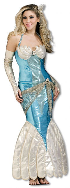 Mermaid costume Undine