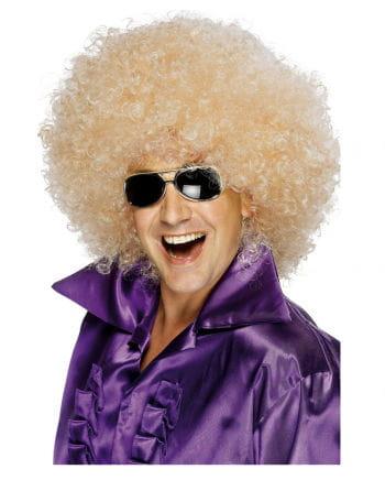 Mega Afro Wig blond