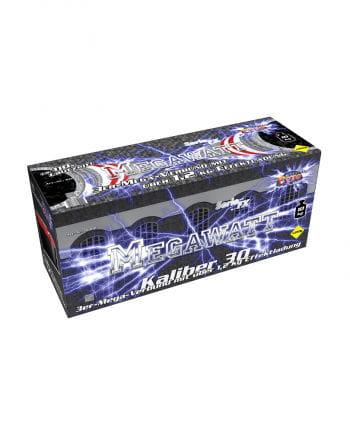 30 megawatts fireworks