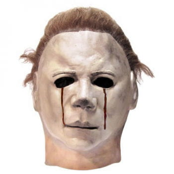 Michael Myers Mask Blood Tears