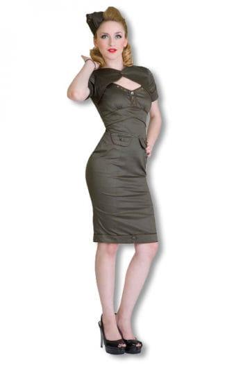 Military Kleid khaki
