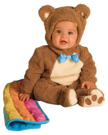 Teddybär Babykostüm