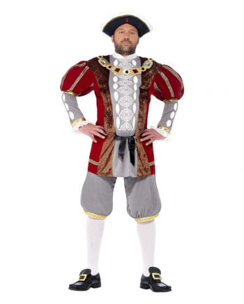 Medieval Costume King Henry 8th
