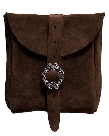 Mittelalter Tasche Dunkelbraun