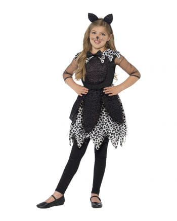 Midnight Cat Child Costume