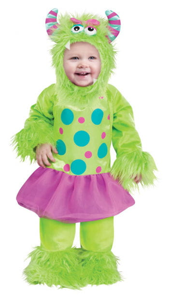 Terror In The Tütü Baby Costume Green