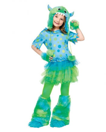Monster Miss Child Costume