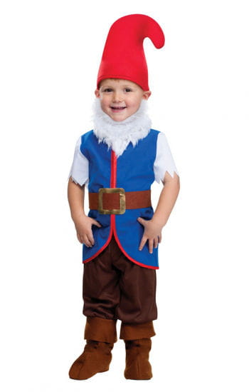 Mr. Gnome Child Costume