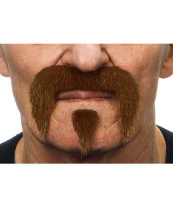 Musketeer Beard Brown
