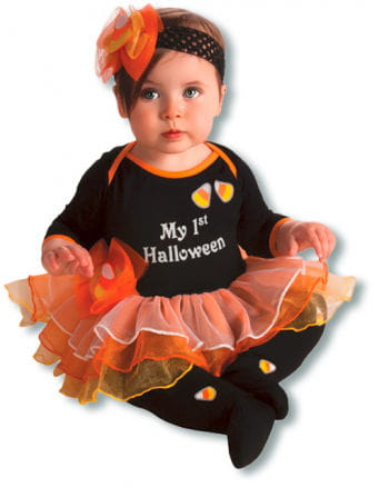 My First Halloween Baby Costume