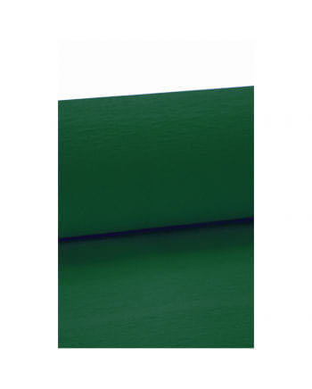Niflamo Crepe Paper Dark Green 10 Meters