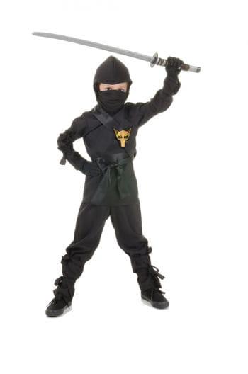 Ninja Fighter Kids Costume
