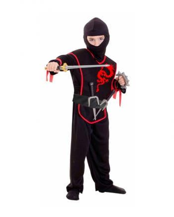 Ninja kids costume set
