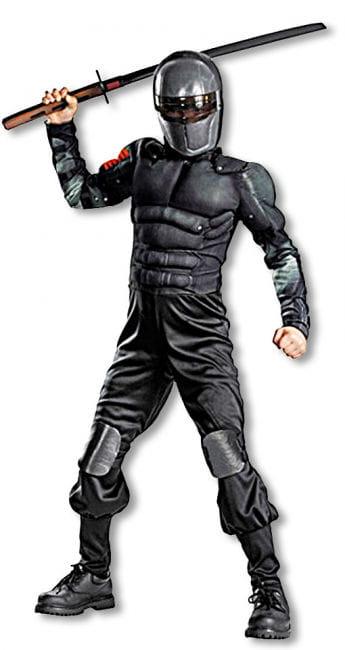 Ninja Snake Eyes costume L