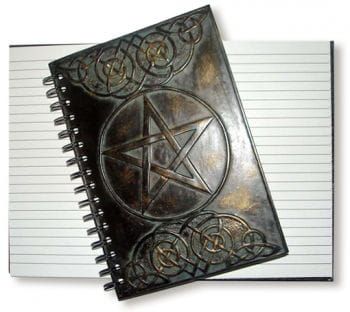 Notebook Pentagram