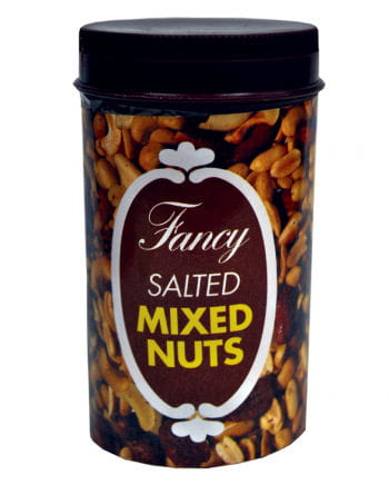 Nut mixture with Spring Snake