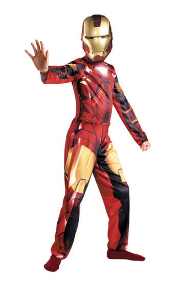 Offizielles Iron Man Kinderkostüm