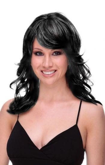 Ohara longhair wig black