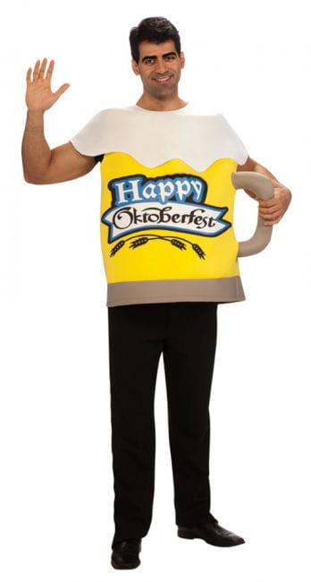 Oktoberfest Krug Kostüm