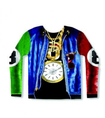 Old School Rapper Shirt XL