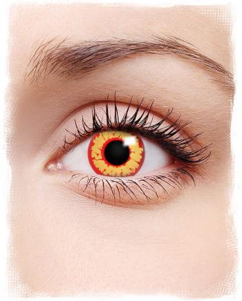Kontaktlinsen Ring of Fire
