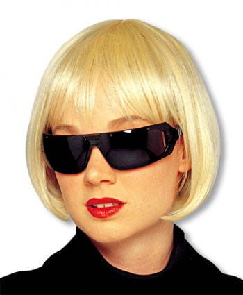 Pageboy wig Bob Blonde